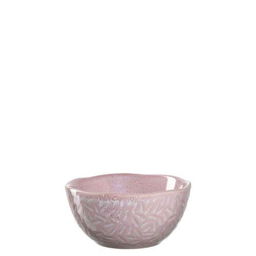 LEONARDO Schale »MATERA Keramikschale klein 12 cm rosa«, Keramik, (1-tlg)
