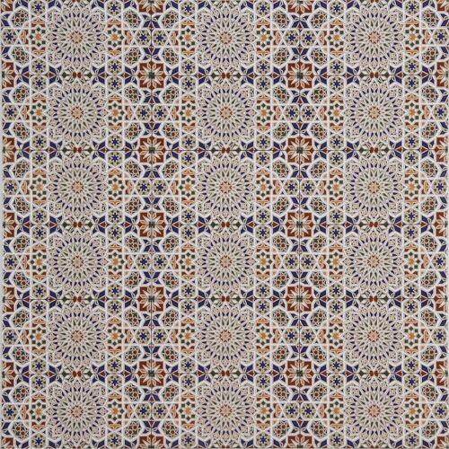 Casa Moro Fliesenaufkleber »Marokkanische Fliesen Rabab 30x15 Wanfliesen für schöne Küche Badezimmer«