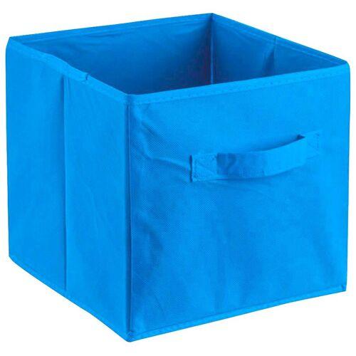 ADOB Aufbewahrungsbox »Faltbox« (1 Stück), Faltbox mit Griff, hellblau