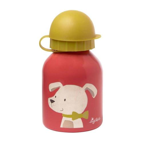 Sigikid Trinkflasche »Hund Rosa 250 ml«