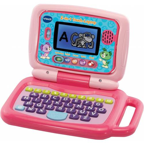 Vtech® Tablett »2-in-1 Touch-Laptop pink«