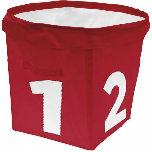 ACHOKA® Aufbewahrungsbox »Aufbewahrungsbox Tube - rot«, rot