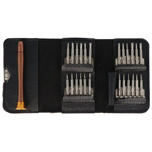 AccuCell Werkzeug »Universal Schraubendreher Werkzeug Set 25-in-1«