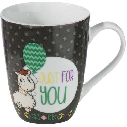 Nici Tasse »Porzellan-Tasse Lama-Babies, 350 ml (45415)«