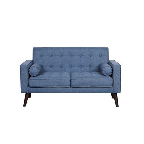 HTI-Line 2-Sitzer »Zweisitzer Azaria«, Sofa, Blau