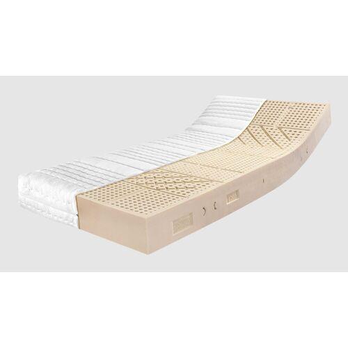 Ravensberger Matratzen Latexmatratze »Latexmatratze Premium Dunlop (Ergo Natura 100)«, , mit Baumwoll-Doppeltuch-Bezug