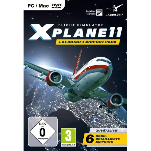 XPlane 11 + Aerosoft Pack PC