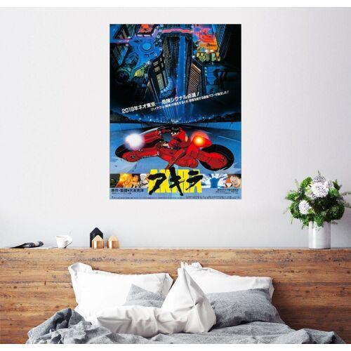 Posterlounge Wandbild, Premium-Poster Akira