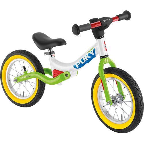 Puky Laufrad »Laufrad LR Ride Splash, orange / gelb«, grün/weiß