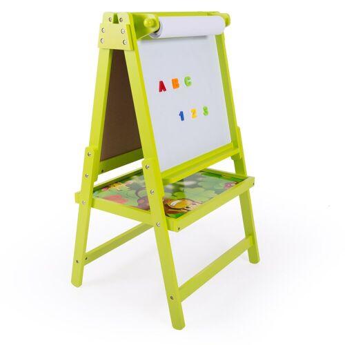 Homestyle4u Magnettafel, Kindermaltafel Kindermagnettafel