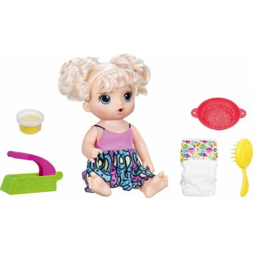 Hasbro Babypuppe »Baby Alive Babypuppe Leckerschmecker«