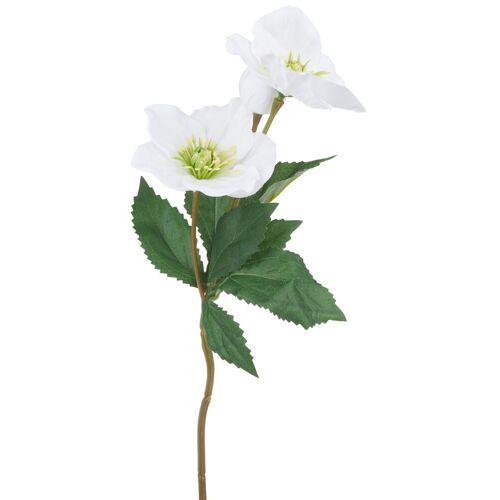 VBS Kunstblume »Christrose Einzelstiel Chrissy«, , 35 cm