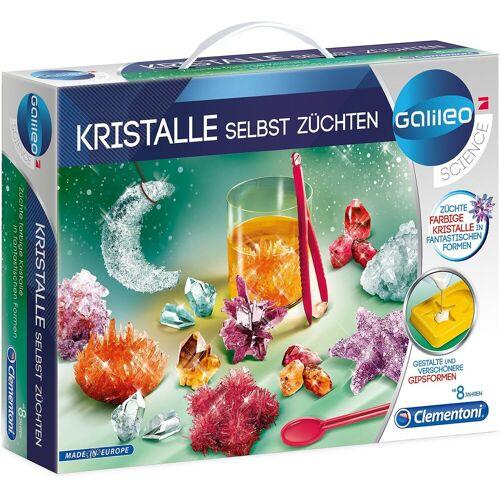 Clementoni® Lernspielzeug »Galileo - Kristalle selbst züchten«