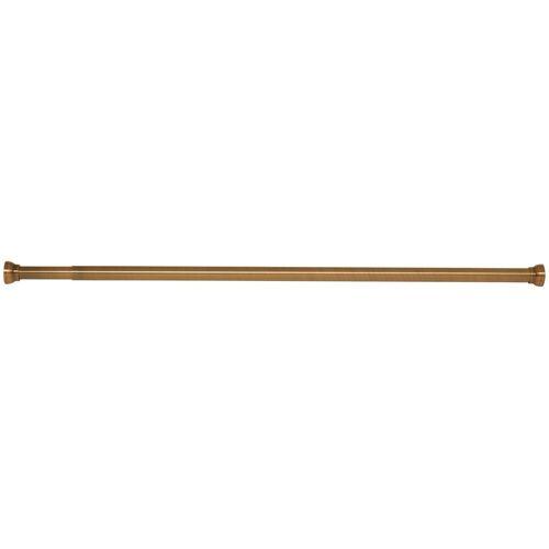 spirella Klemmstange »Kreta«, , Ø 21 mm, kürzbar, für Duschvorhänge, Länge 75-125 cm