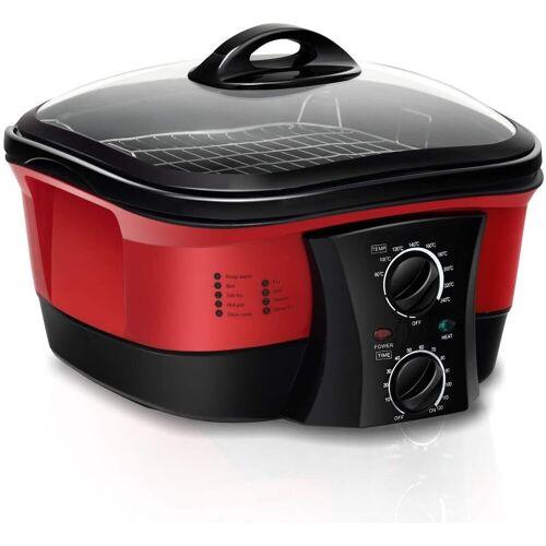 COSTWAY Multikocher Slow Cooker Multicooker