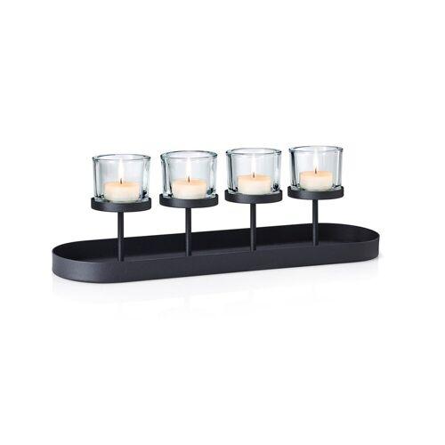 BLOMUS Kerzenhalter »Kerzenleuchter NERO Reihe«