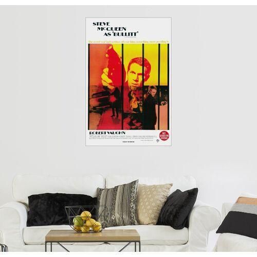 Posterlounge Wandbild, Bullitt
