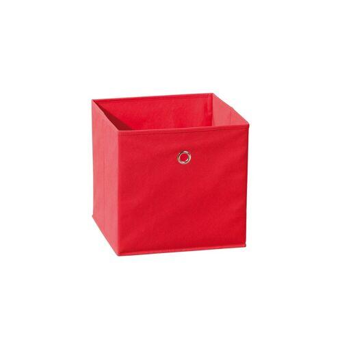 ebuy24 Aufbewahrungsbox »Wase Aufbewahrungsbox rot.«