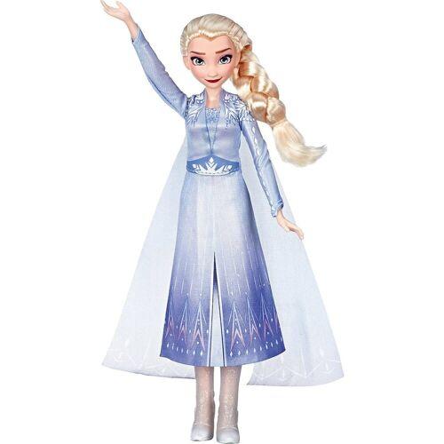 Hasbro Anziehpuppe »Disney Die Eiskönigin 2 Singende Elsa«