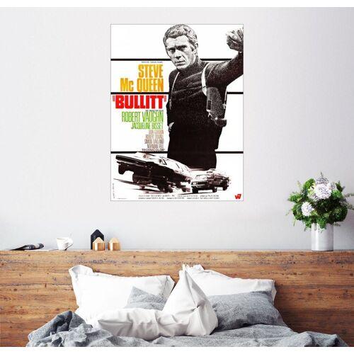 Posterlounge Wandbild, Premium-Poster Bullitt