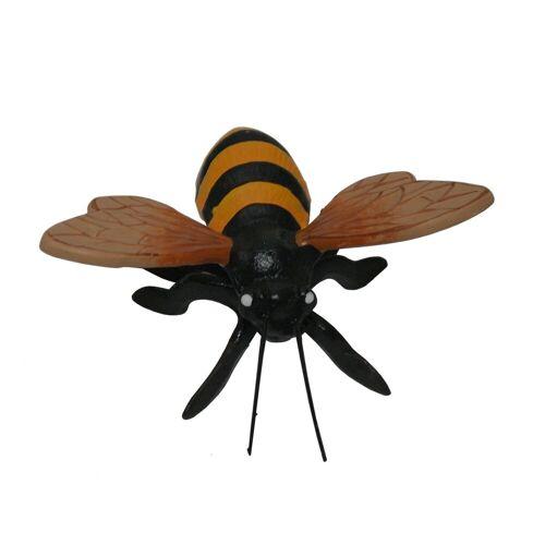 HTI-Line Wanddekoobjekt »Wanddeko Biene« (1 Stück)