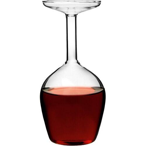 """Winkee Rotweinglas »Verkehrte Weinglas """"Upside Down""""«"""