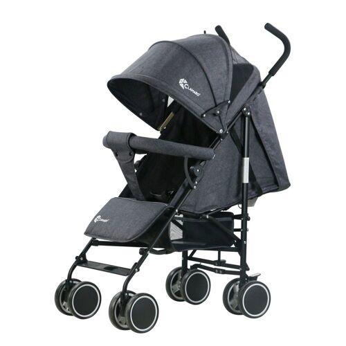 Clamaro Sport-Kinderwagen, Buggy Balu Kinderbuggy Kinderwagen Kindersportwagen Baby Sport , Anthrazit