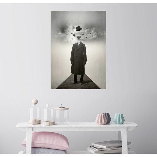 Posterlounge Wandbild, Planeten