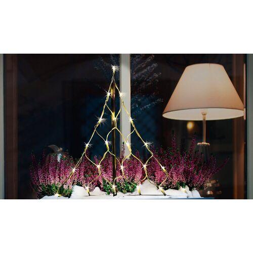 CHRISTmaxx Lichterkette »LED-Lichterbaum, 58cm, 4,5V«