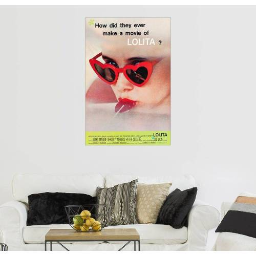 Posterlounge Wandbild, Lolita