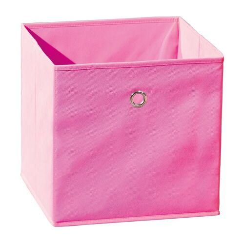 ebuy24 Aufbewahrungsbox »Wase Aufbewahrungsbox pink .«