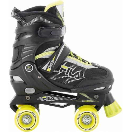 Fila Skates Rollschuhe »Rollschuhe Joy black/lime Größe S (31-34)«