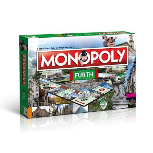 Winning Moves Spiel, Brettspiel »Monopoly Fürth«
