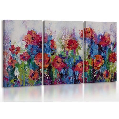 ART YS-Art Gemälde »Frühling 079«