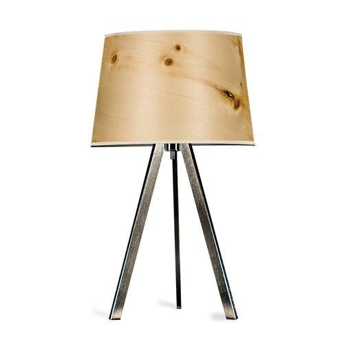 LeuchtNatur Stehlampe »Attica 60cm Zirbe«