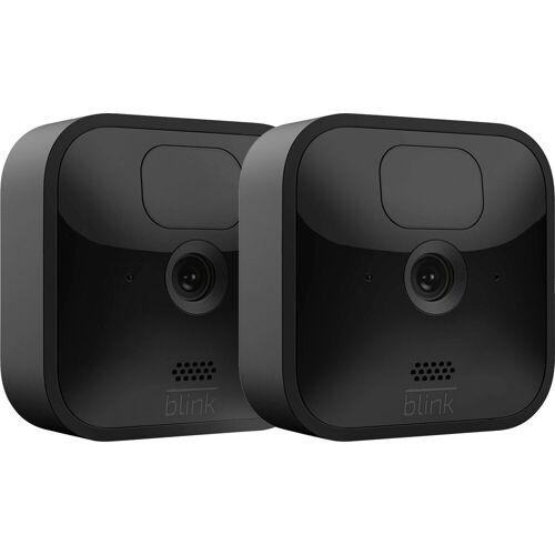 blink »Outdoor 2-Kamera-System« Überwachungskamera (Außenbereich, Innenbereich)