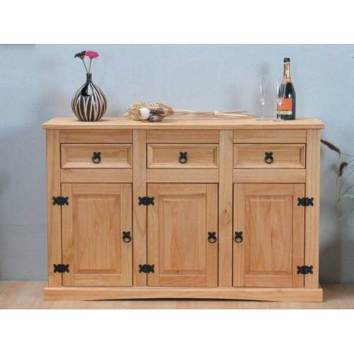 ebuy24 Sideboard »New Mexico Sideboard Breite 132 cm, Höhe 84 cm mit«