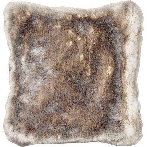 Star Home Textil Dekokissen »Silberfuchs«, besonders weich und hochwertig