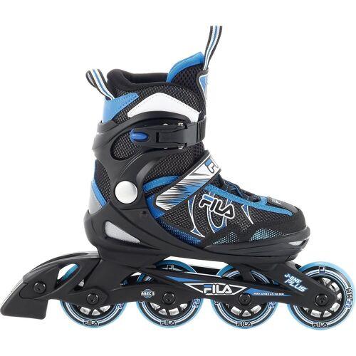 Fila Skates Inlineskates »Inlineskate J-One Plus black/blue Größe S (28-32)«