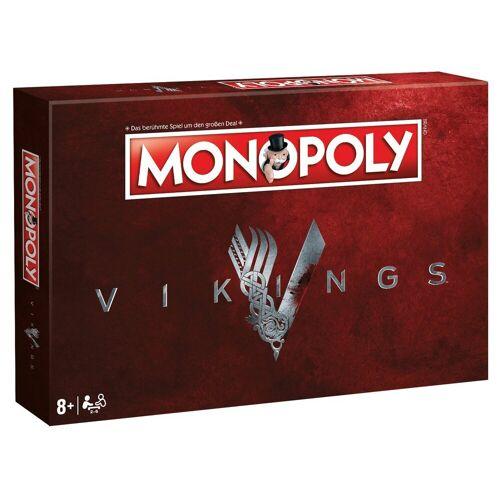 Winning Moves Spiel, Brettspiel »Monopoly Vikings«