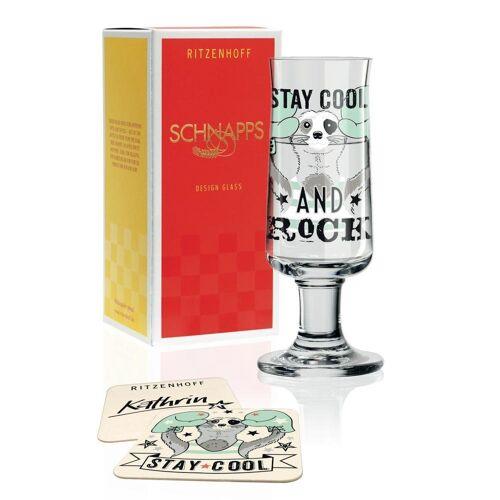 Ritzenhoff Schnapsglas »Schnapps Design Kathrin Stockebrand 40 ml«