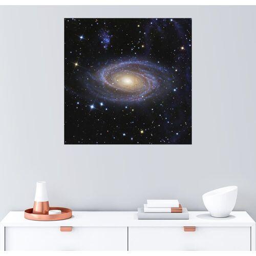 Posterlounge Wandbild, Bodes Galaxie