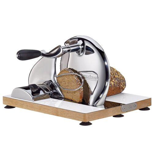 ZASSENHAUS Allesschneider Brotschneidemaschine Handschneidemaschine 072006 Chrom