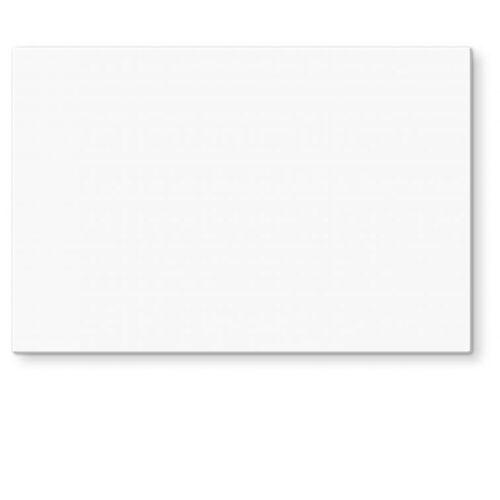 Herd-Abdeckplatte »Spritzschutz Küchenwand Weiß«, Glas, (1 tlg)