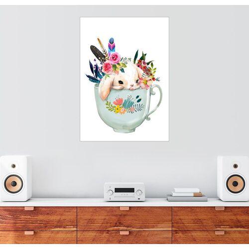 Posterlounge Wandbild, Eine Tasse Glück