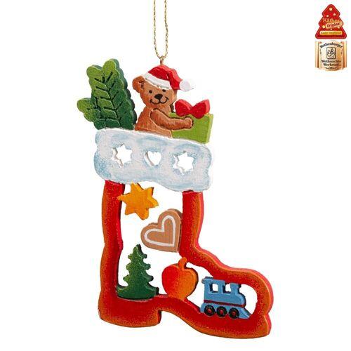 Käthe Wohlfahrt Baumbehang »Nikolausstiefel mit Teddy« (1 Stück)