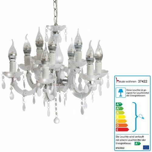 MCW Kronleuchter »LED-Kronleuchter-HW155«, weiß