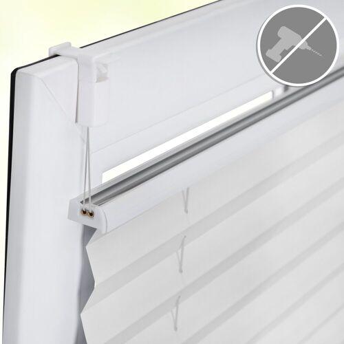 Roomy Plissee »Klemmträger und Zubehör Montage-Set Plissee«, , Montage-Set Plissee