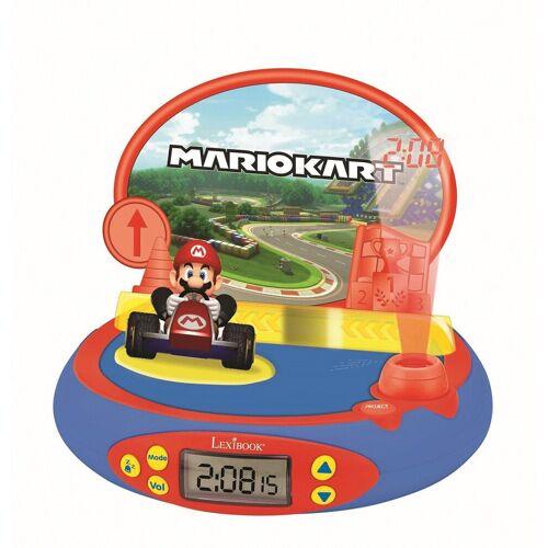 Lexibook® Radiowecker »Super Mario Radiowecker mit Projektor und Sound«