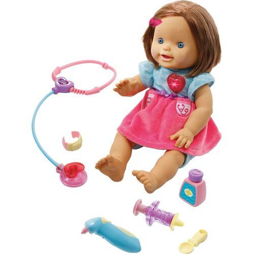 Vtech® Babypuppe »Babypuppe Little Love - Lotta mit Ärzteset«
